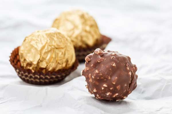 Ferrero pâté