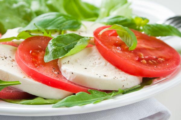 salade caprese recette