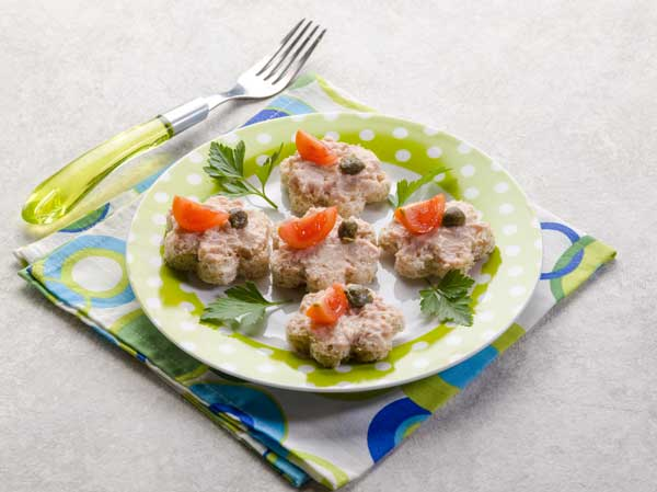 terrine de thon en robe de saumon recette