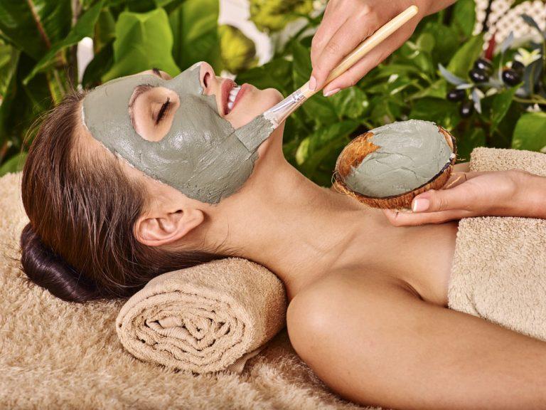 Masque à l'Argile Rose, Papaye et Ananas